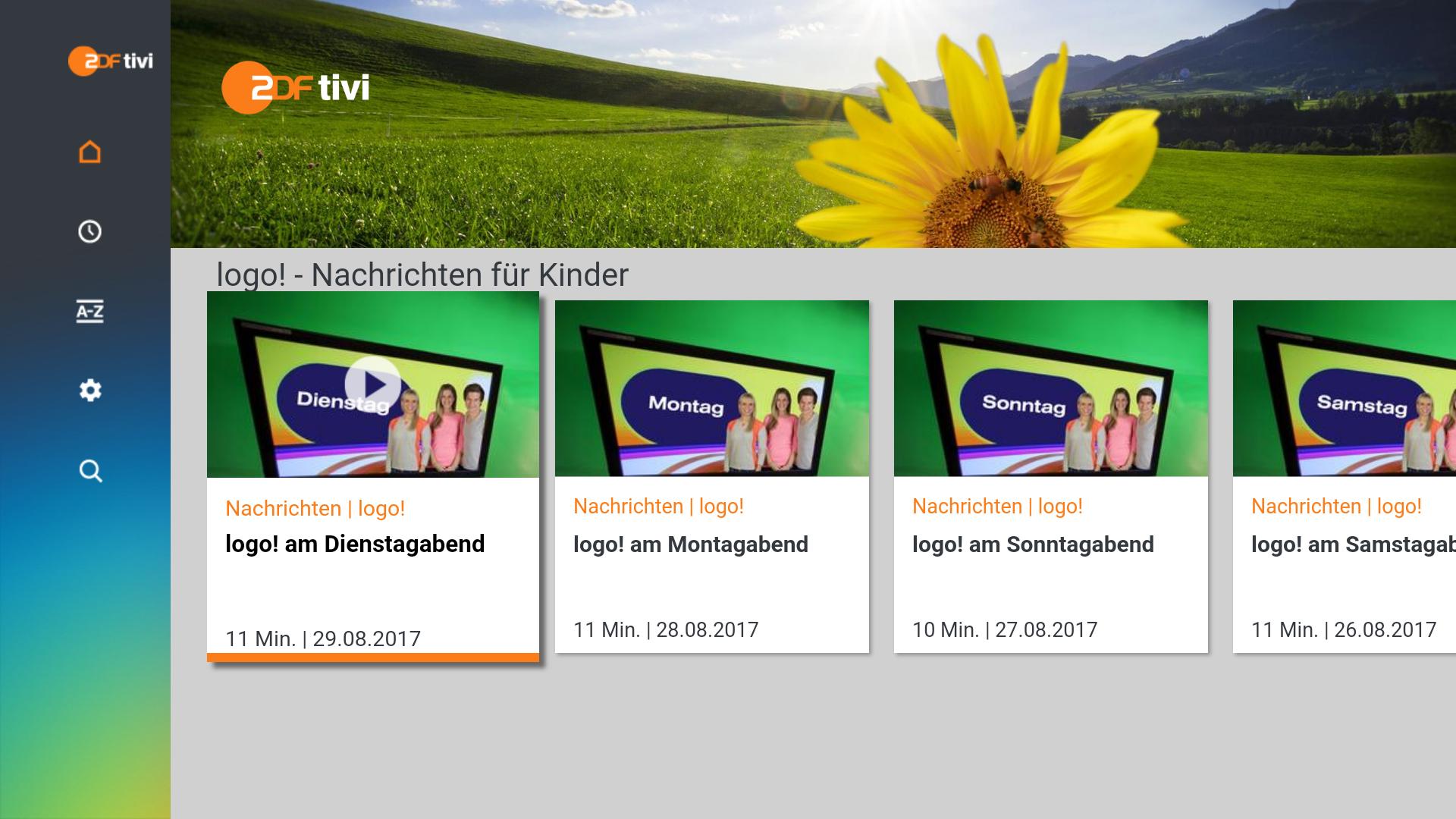 ZDFtivi-App – Videos und Unterhaltung für Kinder - 10