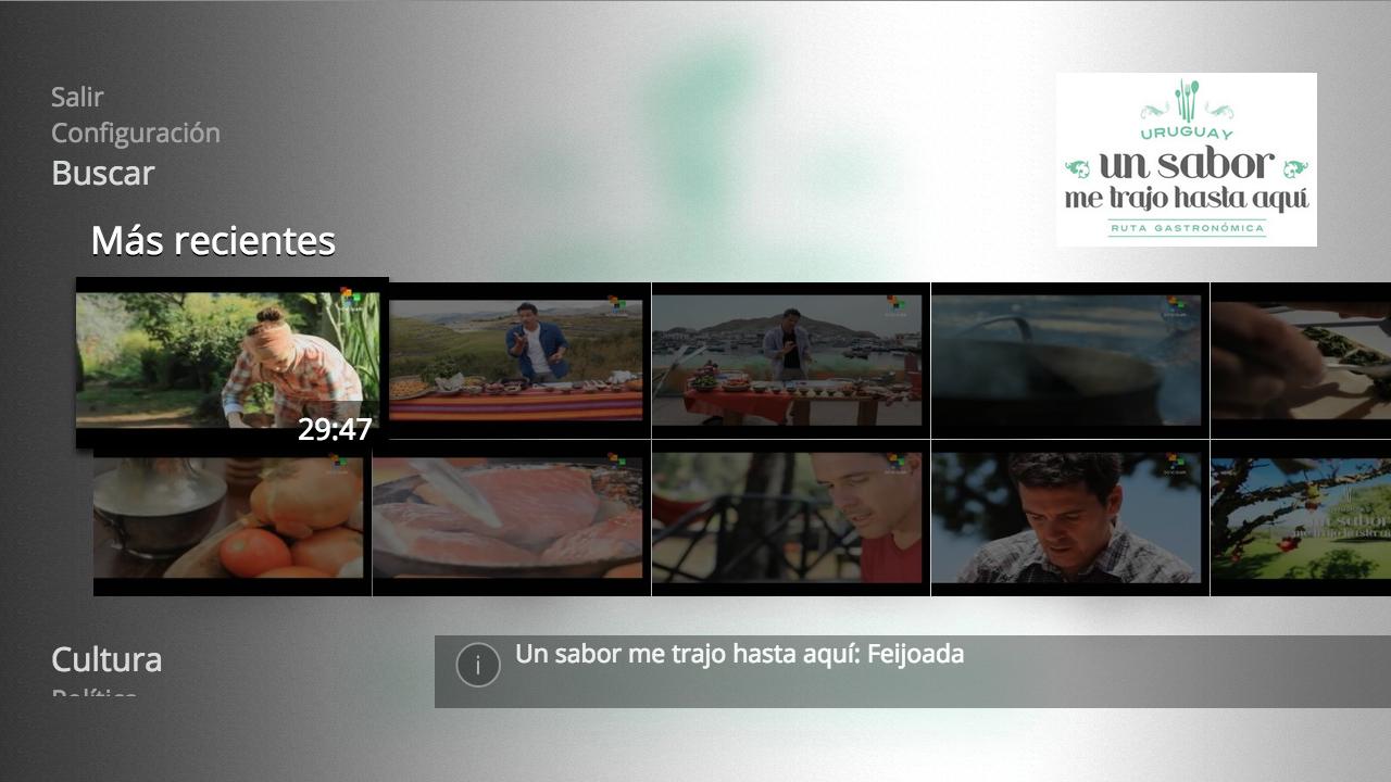 Catalogo prodotti la nueva television del sur ca 2019