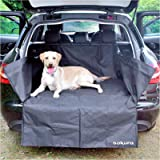 Sakura Boot Liner Bumper Protector For Cars SS4612 - Universal Fit Heavy Duty Wipe Clean Tear Proof – Protects Carpet…