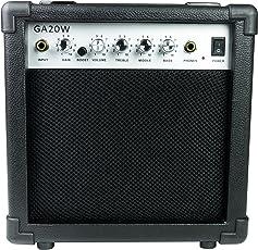 RockJam RJ20WAMP Gitarre 20W Amp