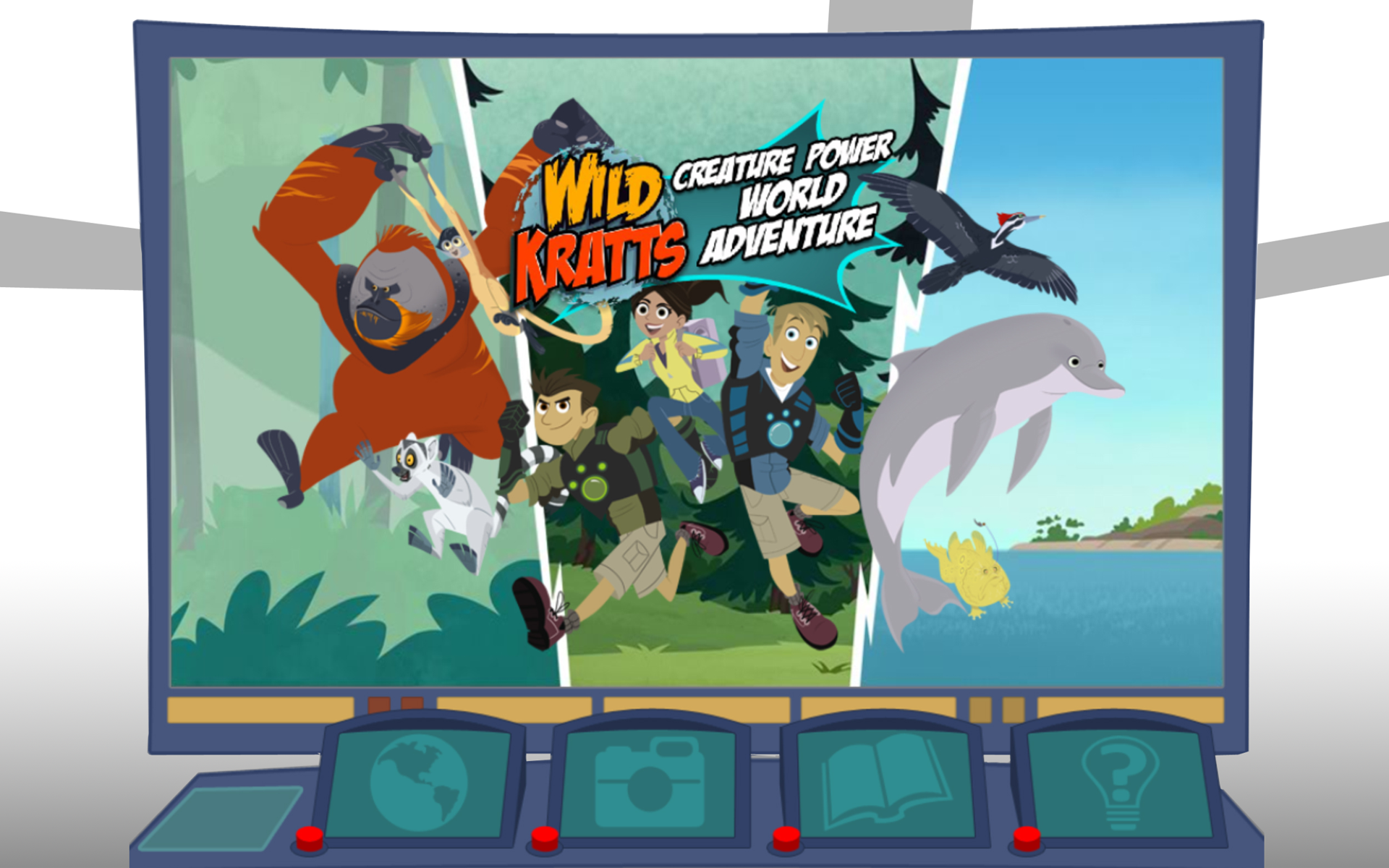 Wild Kratts World Adventure: Amazon.de: Apps für Android