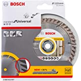 BOSCH 2608615057 - Disco de diamante Standard Universal: 115mm