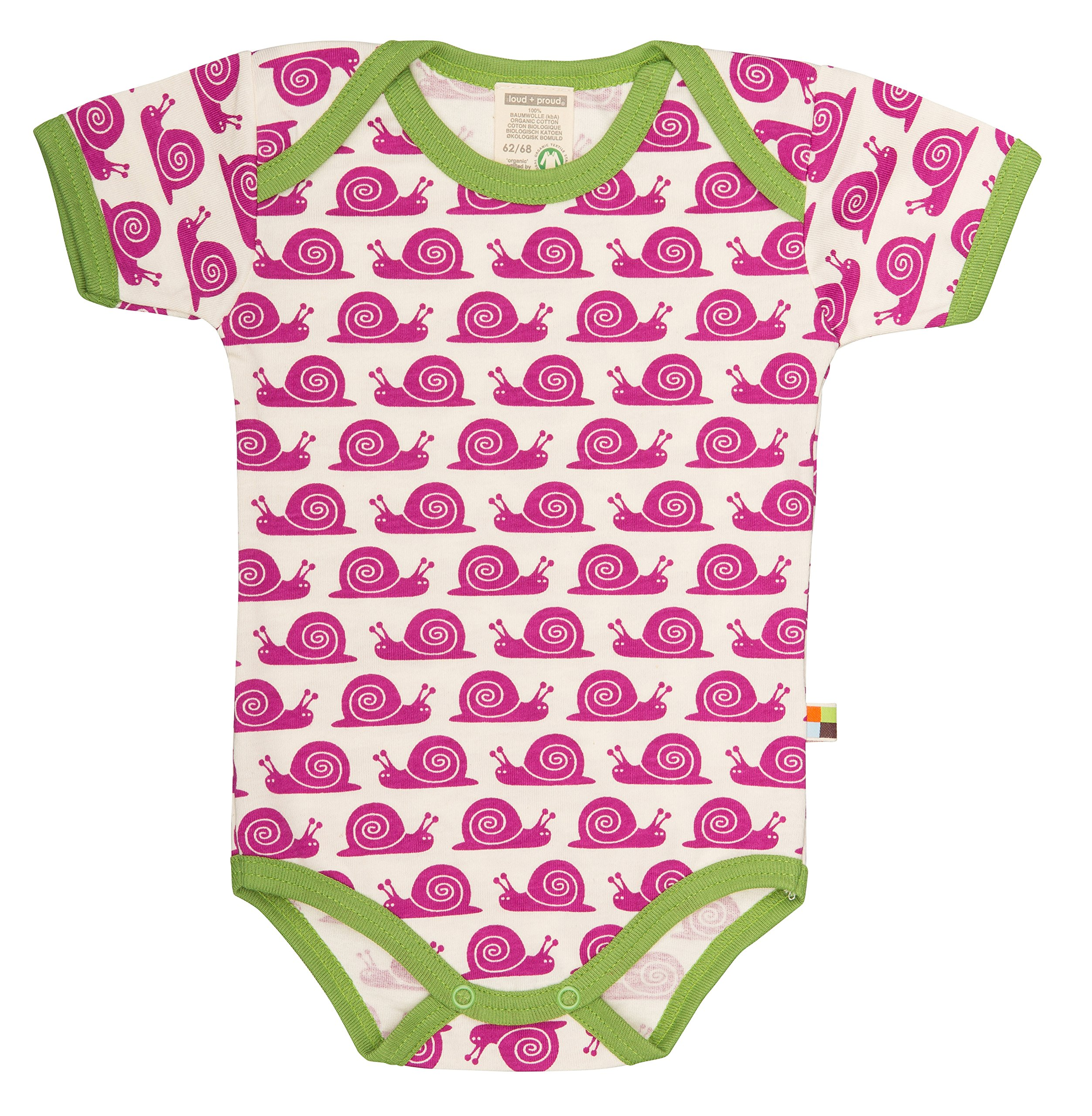 loud + proud Body Unisex-Baby 1
