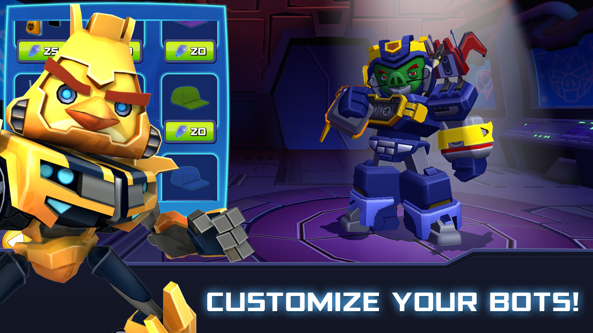 Angry Birds Transformers: Amazon.co.uk: Appstore for Android