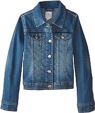 The Children's Place Girls' Basic Denim Jacket