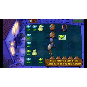 Plants vs  Zombies (Kindle Tablet Edition)