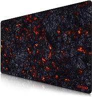 CSL - Übergröße Mauspad Gaming 1200x600mm - XXXL Mousepad groß mit Motiv - Tischunterlage Large Size - verbessert Präzision