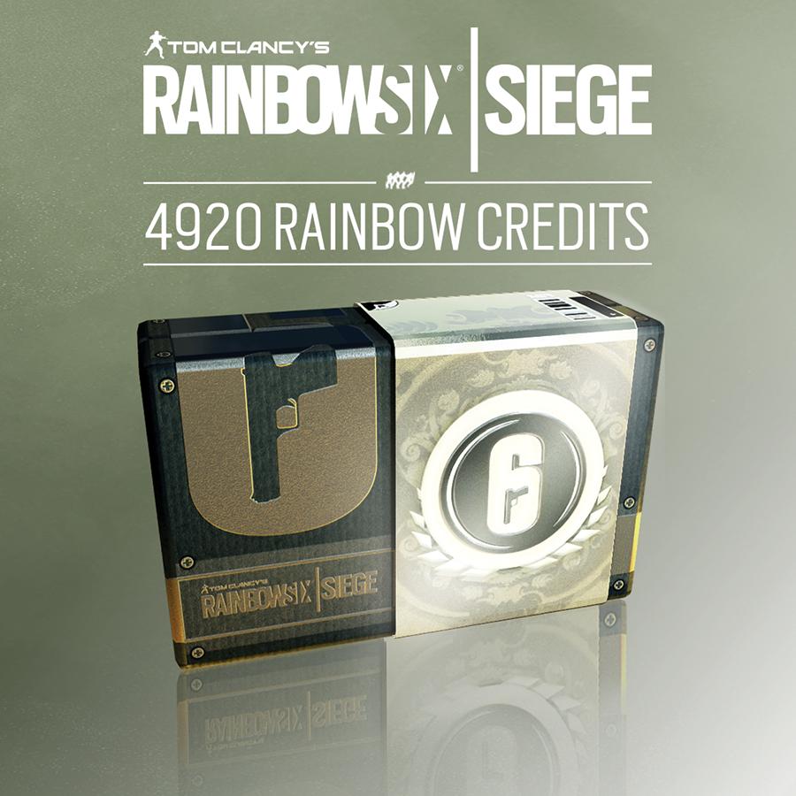 Tom Clancy's Rainbow Six Siege - 4920 Credits Pack [PC Code - Uplay] Phenom Ii 945
