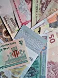 Novelty Collections-15 World Currency Notes(All Different)…