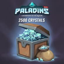 2500 Paladins-Kristalle [PC Code]