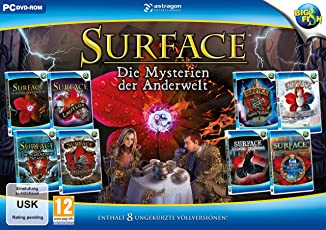 Surface: Die Mysterien der Anderwelt 8 in 1 Paket