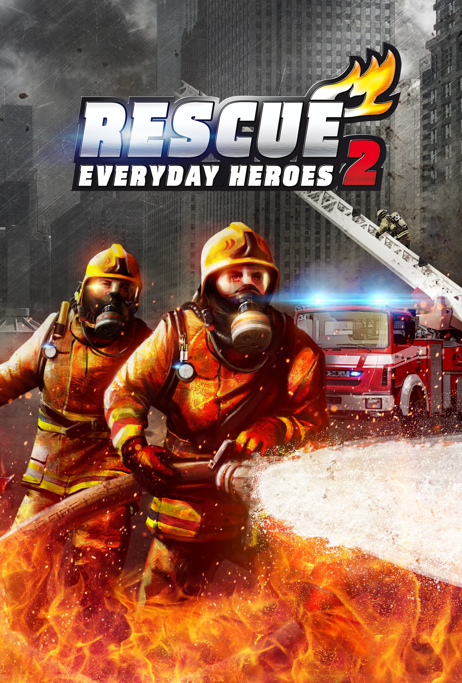 RESCUE 2 Everyday Heroes