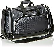 AmazonBasics 40 L Sports Duffel Bag - Small (Graphite)