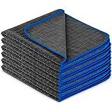 Chiffons Professionnels en Microfibre avec 380 g/m2 Carbigo® - Extrêmement absorbant grâce à la microfibre douce - Chiffons d