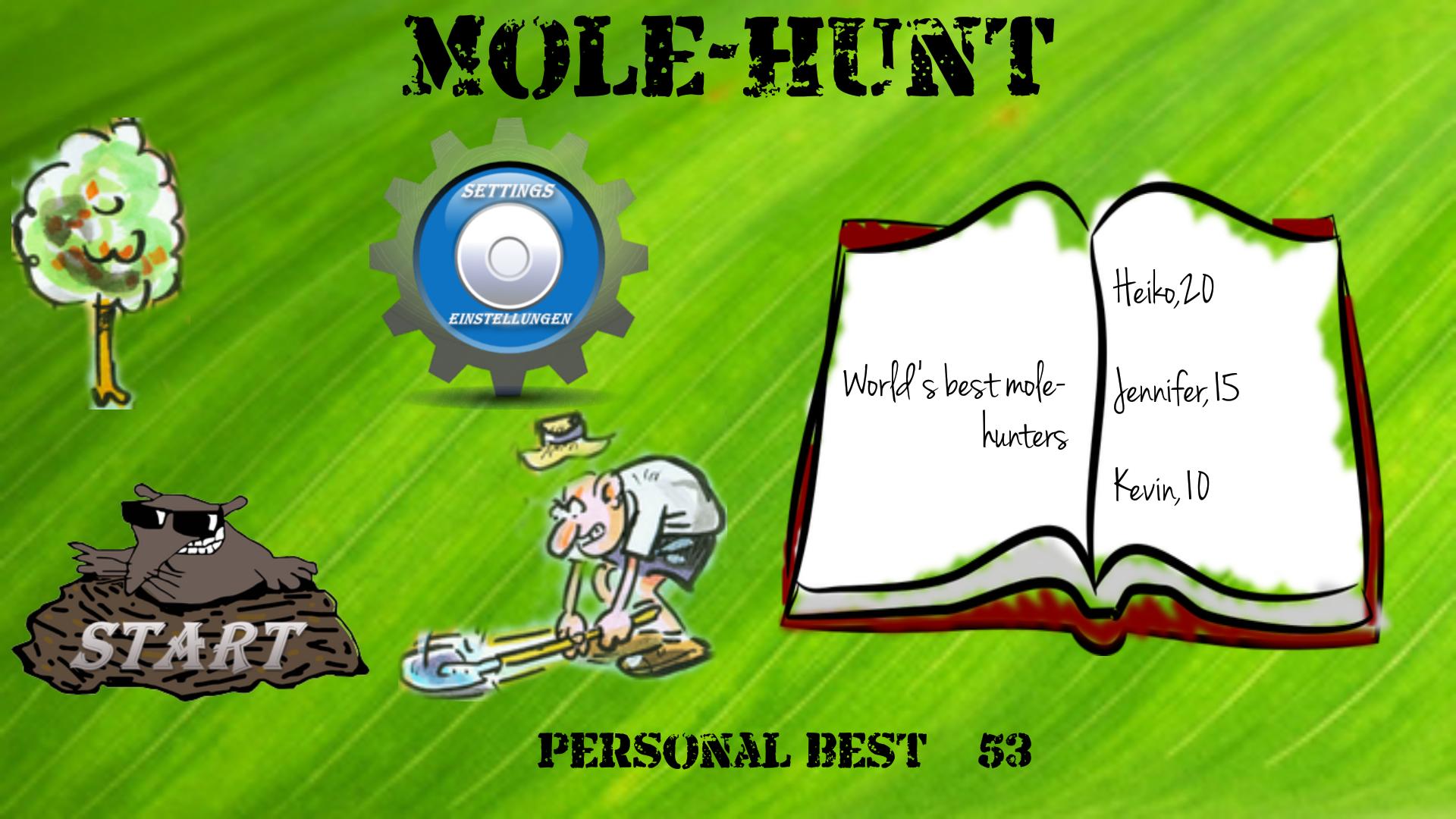 Zoom IMG-3 mole hunt