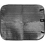 Zitkussen aluminium - zilver