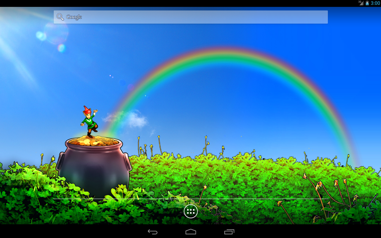 Leprechaun Interactive Live Wallpaper Amazoncouk Appstore For Android