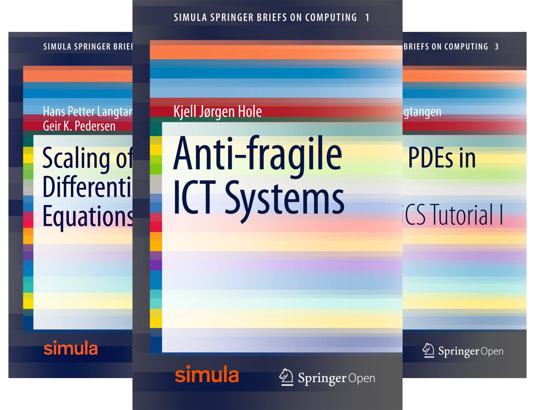 Links-modul-serie (Simula SpringerBriefs on Computing (5 Book Series))