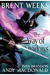 The Way of Shadows: The Graphic Novel (Night Angel Trilogy Book 1) Kindle Edition
