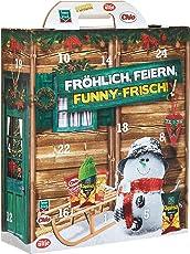Handelshaus Huber-Koelle Intersnack-Adventskalender, 1er Pack (1 x 790 g)