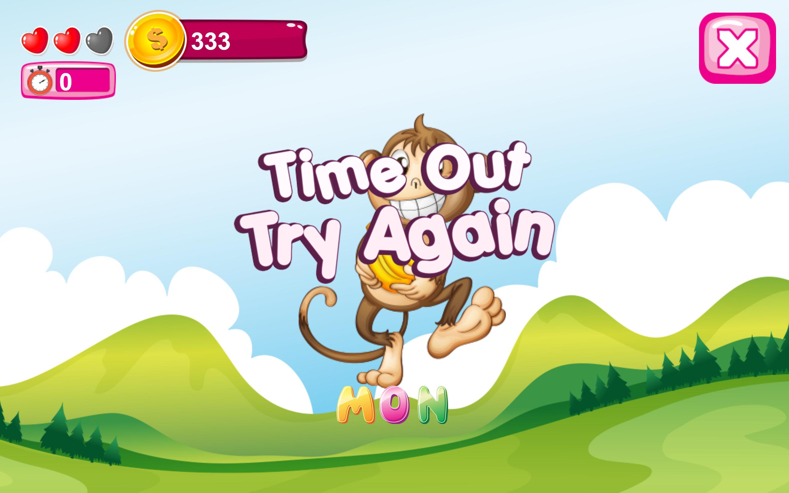 Kids Vocabulary Games: Tiere und Früchte Englisch Vokabeln