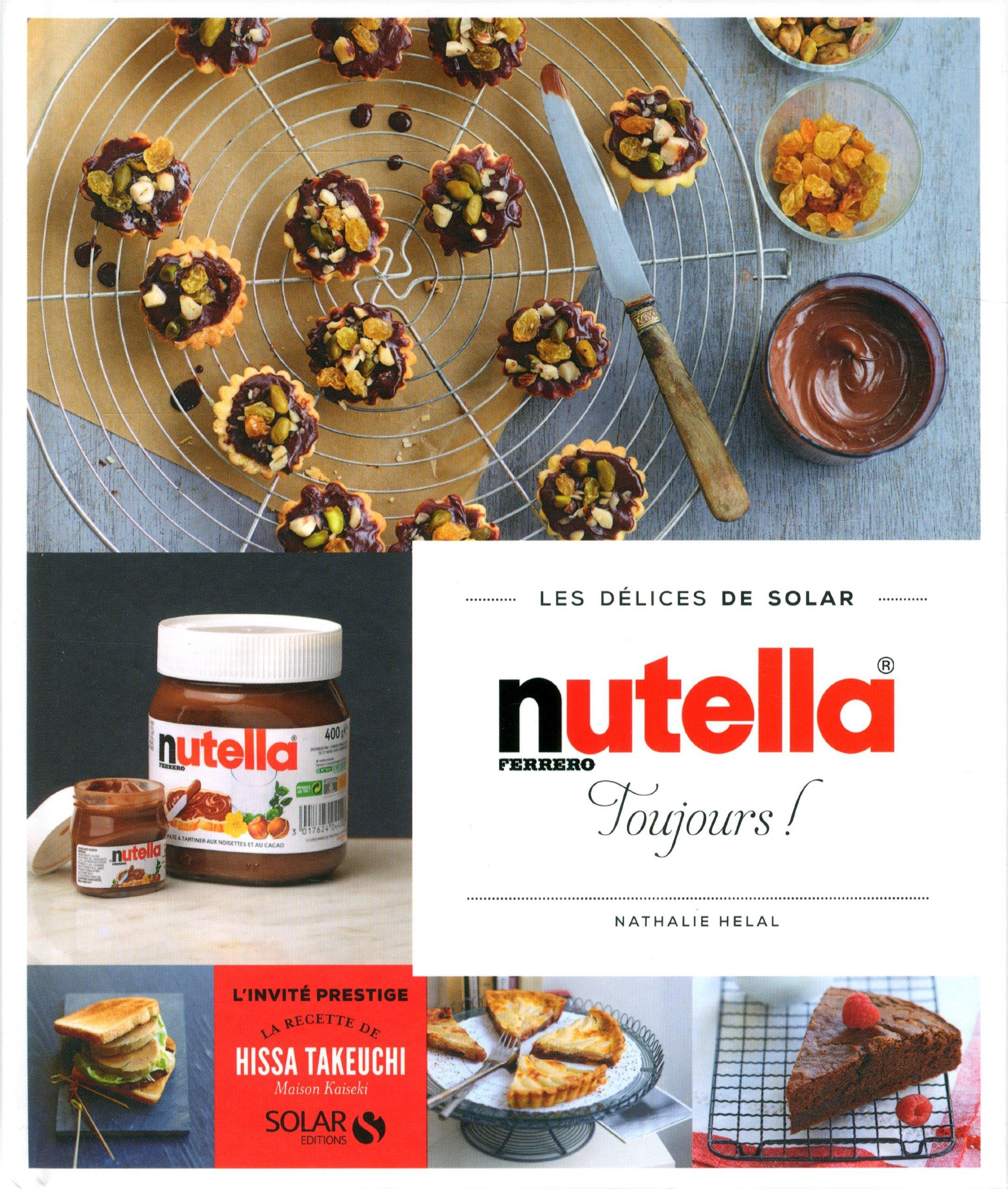 Nutella toujours – Les délices de Solar