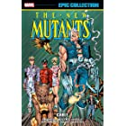 New Mutants Epic Collection: Cable (New Mutants (1983-1991)) (English Edition)
