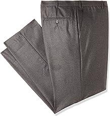 AD & AV Mens Formal Trouser 233_GREENDART_COFFI_FF