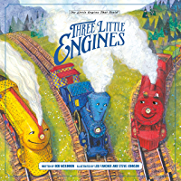 Three Little Engines (The Little Engine That Could) (English Edition)