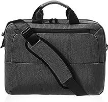 AmazonBasics - Professionelle Laptop-Tasche, für Laptops bis 39,62 cm - grau