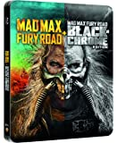 Mad Max: Fury Road Black & UK Exclusive Steelbook (Includes Colour Theatrical Cut)