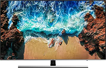 Samsung NU8009 138 cm (55 Zoll) LED Fernseher (Ultra HD, Twin Tuner, HDR Extreme, Smart TV)