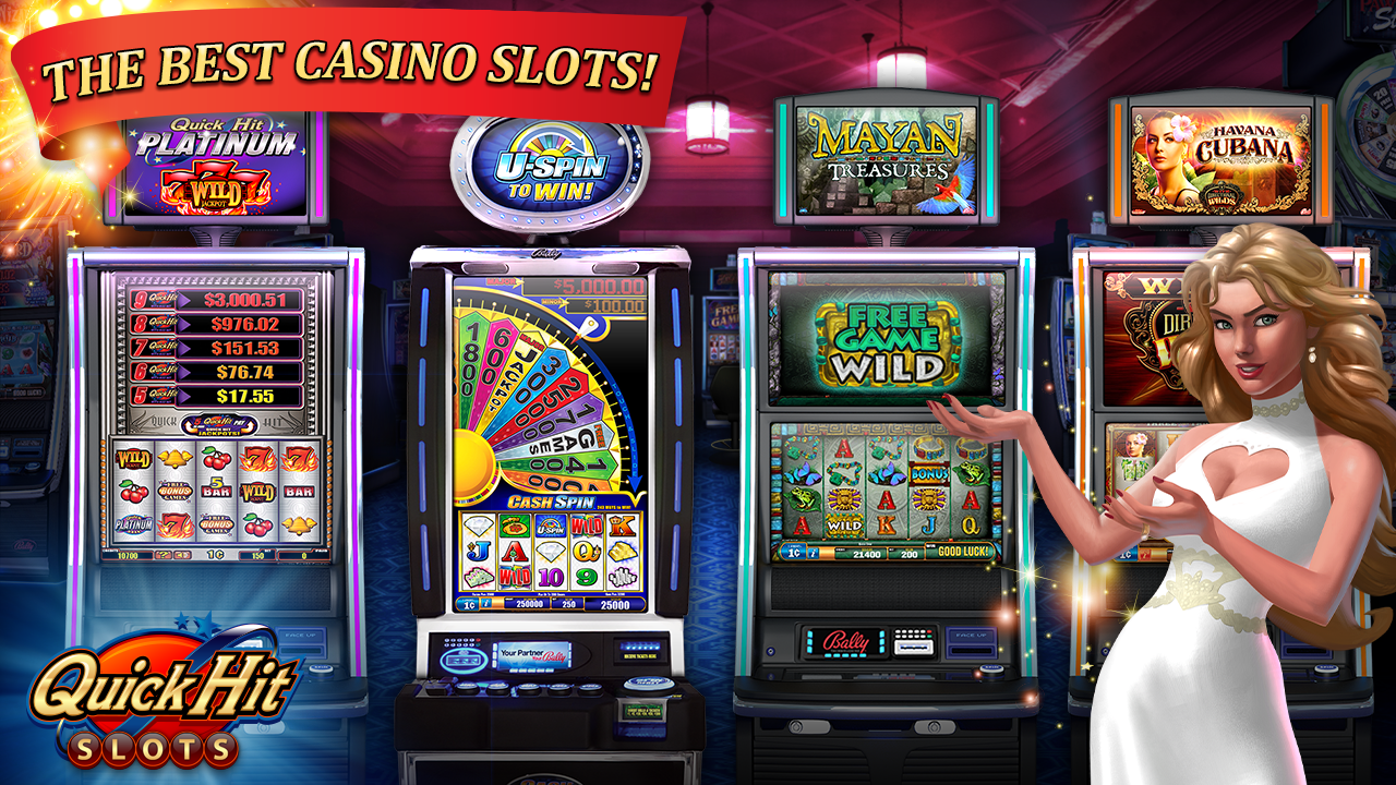 Play Quick Hit Slot Machine Online