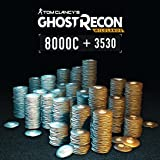 Tom Clancy's Ghost Recon Wildlands - 11530 GR Credits Pack [PC Code - Uplay]