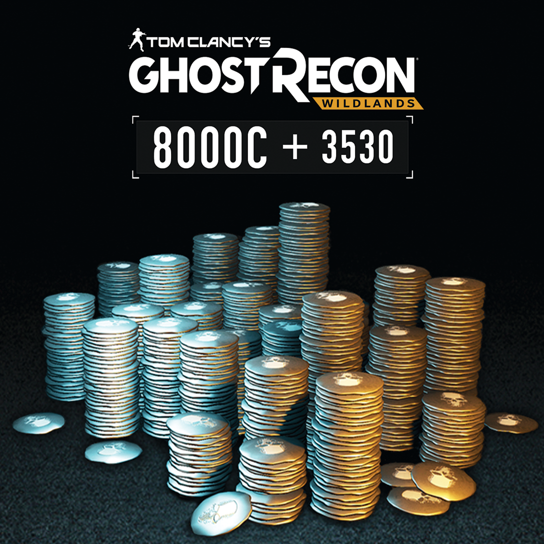 Tom Clancy's Ghost Recon Wildlands - 11530 GR Credits Pack [PC Code - (Ghost Recon Kostüme)