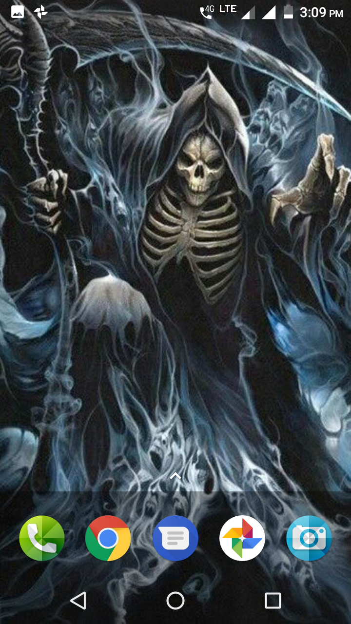 Grim Reaper Wallpapers Hd Amazon Co Uk Appstore For Android