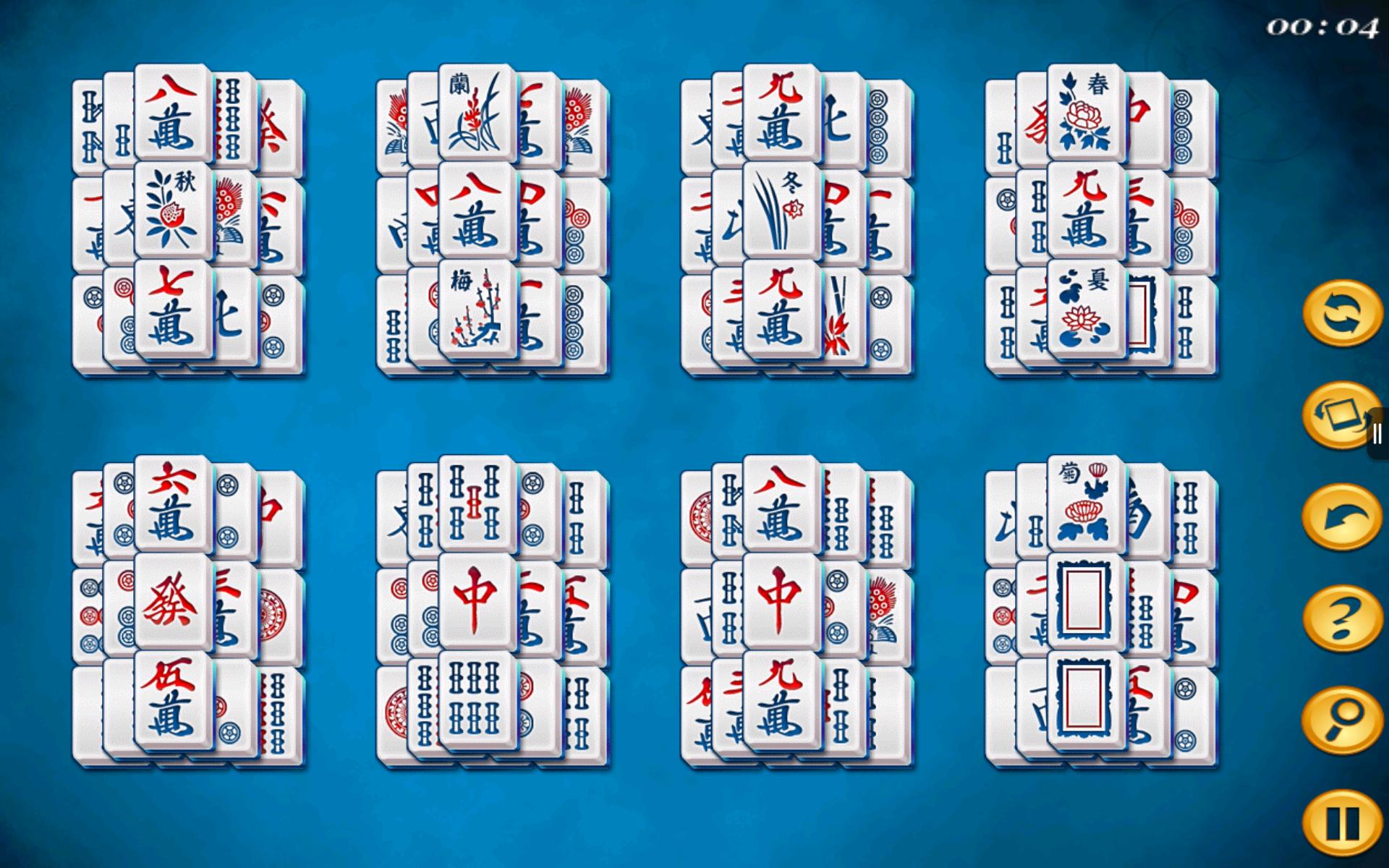 Küchen Mahjong