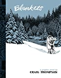 Blankets: a graphic novel by