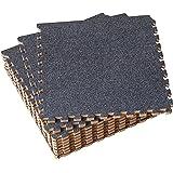 Amazon Brand - Umi 1 'x 1' (30 cm x 30 cm) Schuimende laagpolige in elkaar grijpende vloermatten (9/18 stuks)
