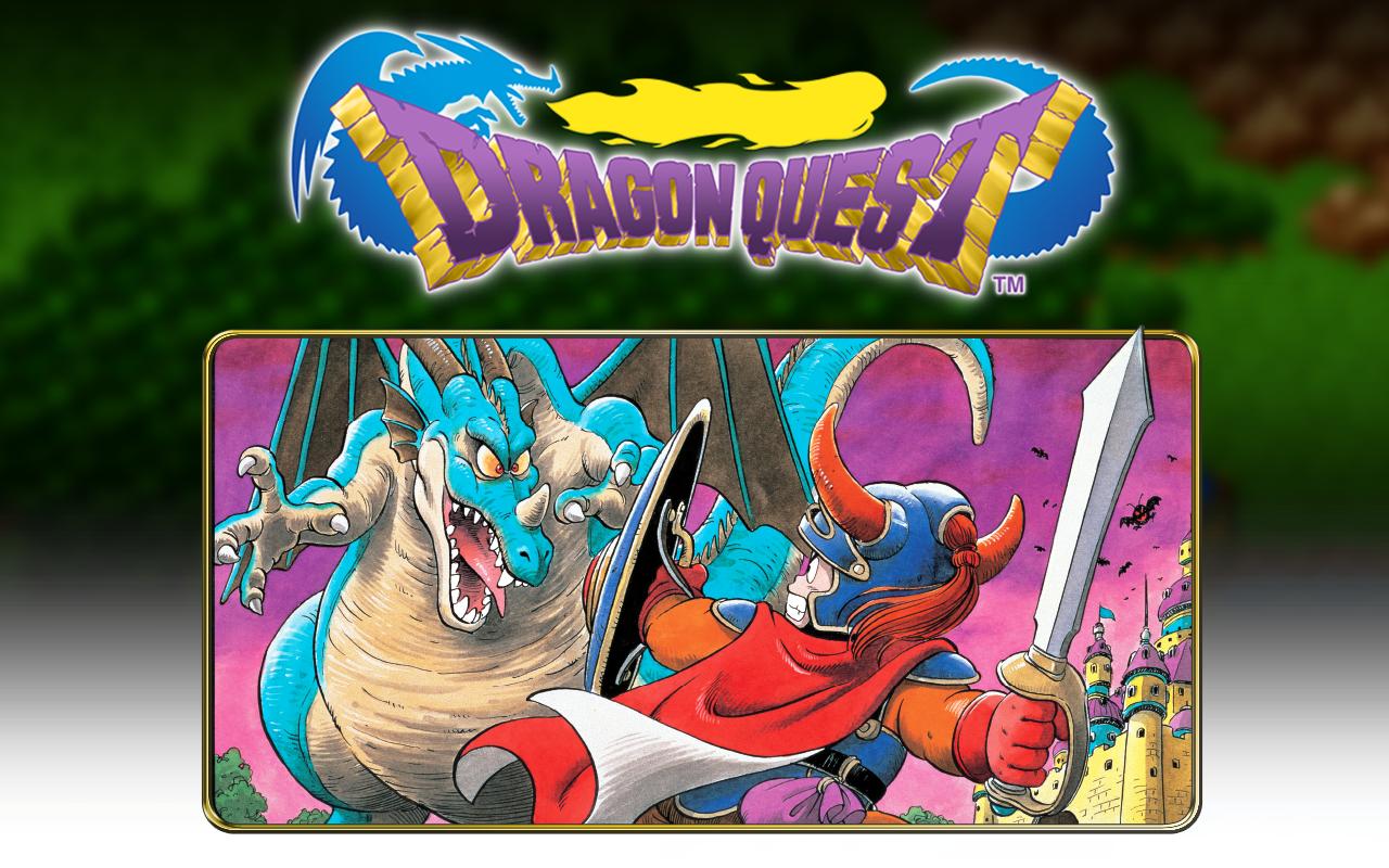 Dragon Quest su Nintendo eShop