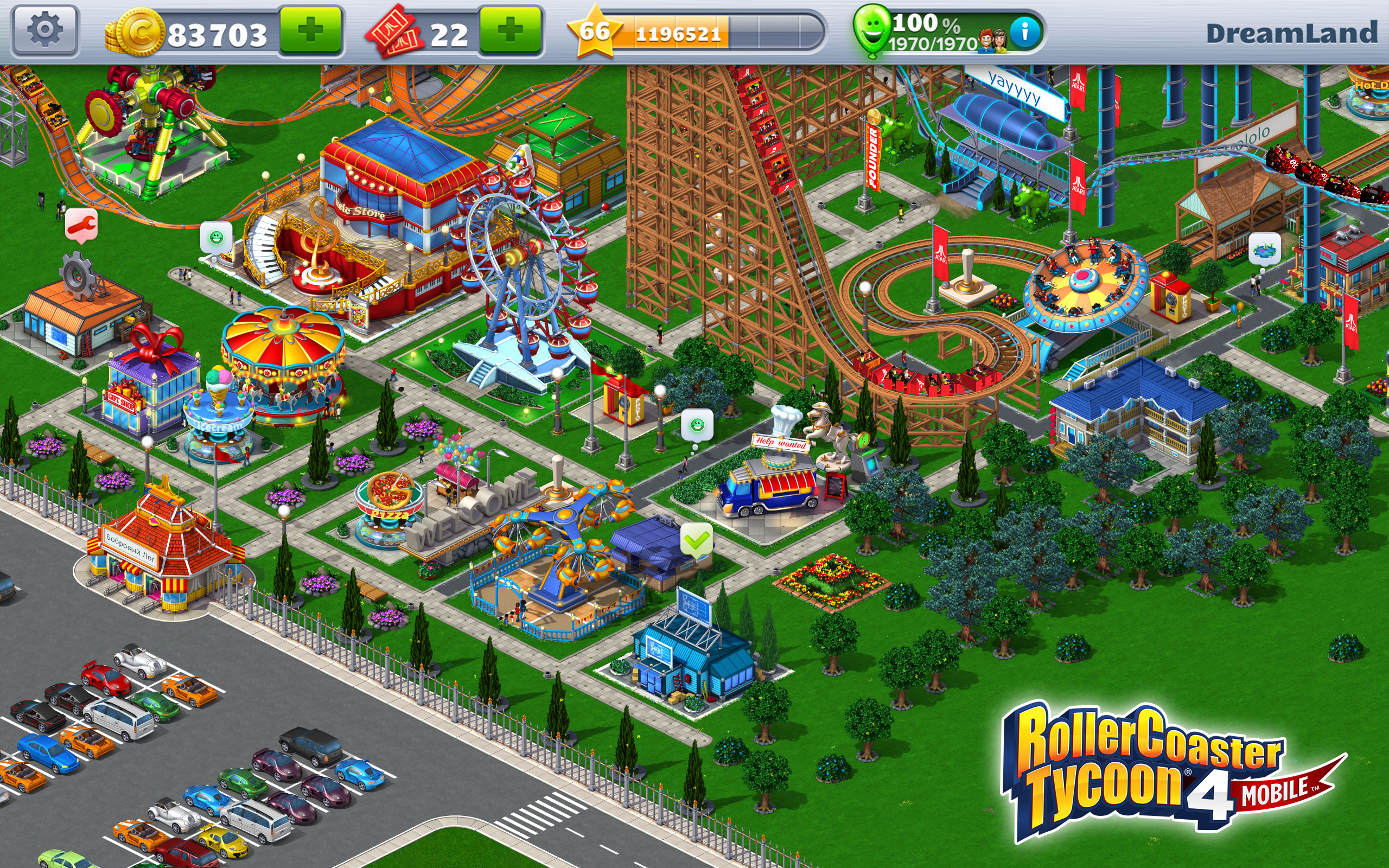 rollercoaster tycoon free full download