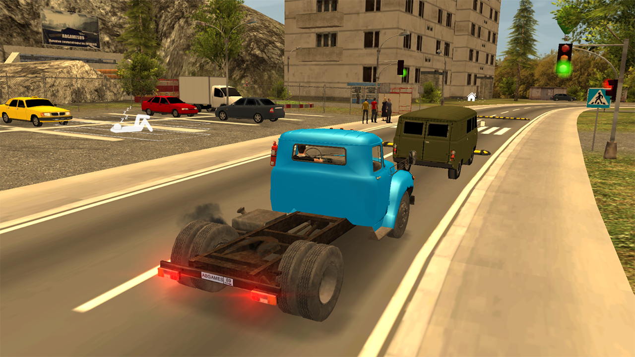 Russian car driver ZIL 130: Amazon co uk: Appstore for Android