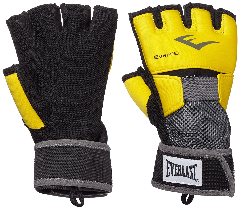 Hand Wrap Gloves Everlast Evergel Handwrap Boxing Gloves Amazoncouk Sports