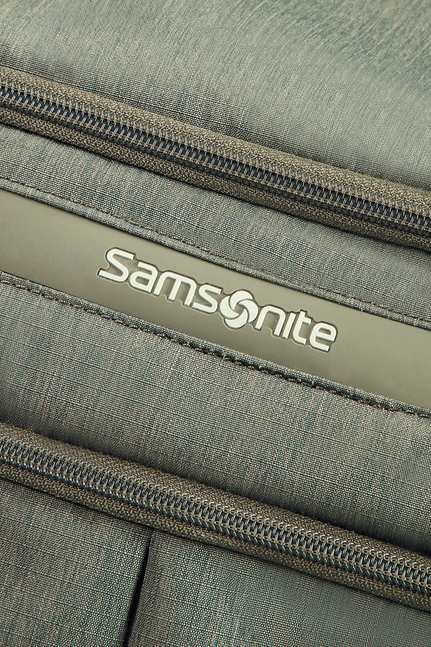 Samsonite Rewind, Bolsa de viaje, 55 cm, Azul (Ice Blue)