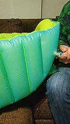 YAAVAAW Bañera Hinchable,Piscina Hinchable,Antideslizante Piscina Infantil Verano de Bañera Hinchable, Viaje Plegable Bañera para Ducha con Asiento ...