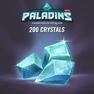 200 Paladins-Kristalle [PC Code – Kein DRM]