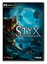 Styx: Shards of Darkness [Code Jeu PC - Steam]