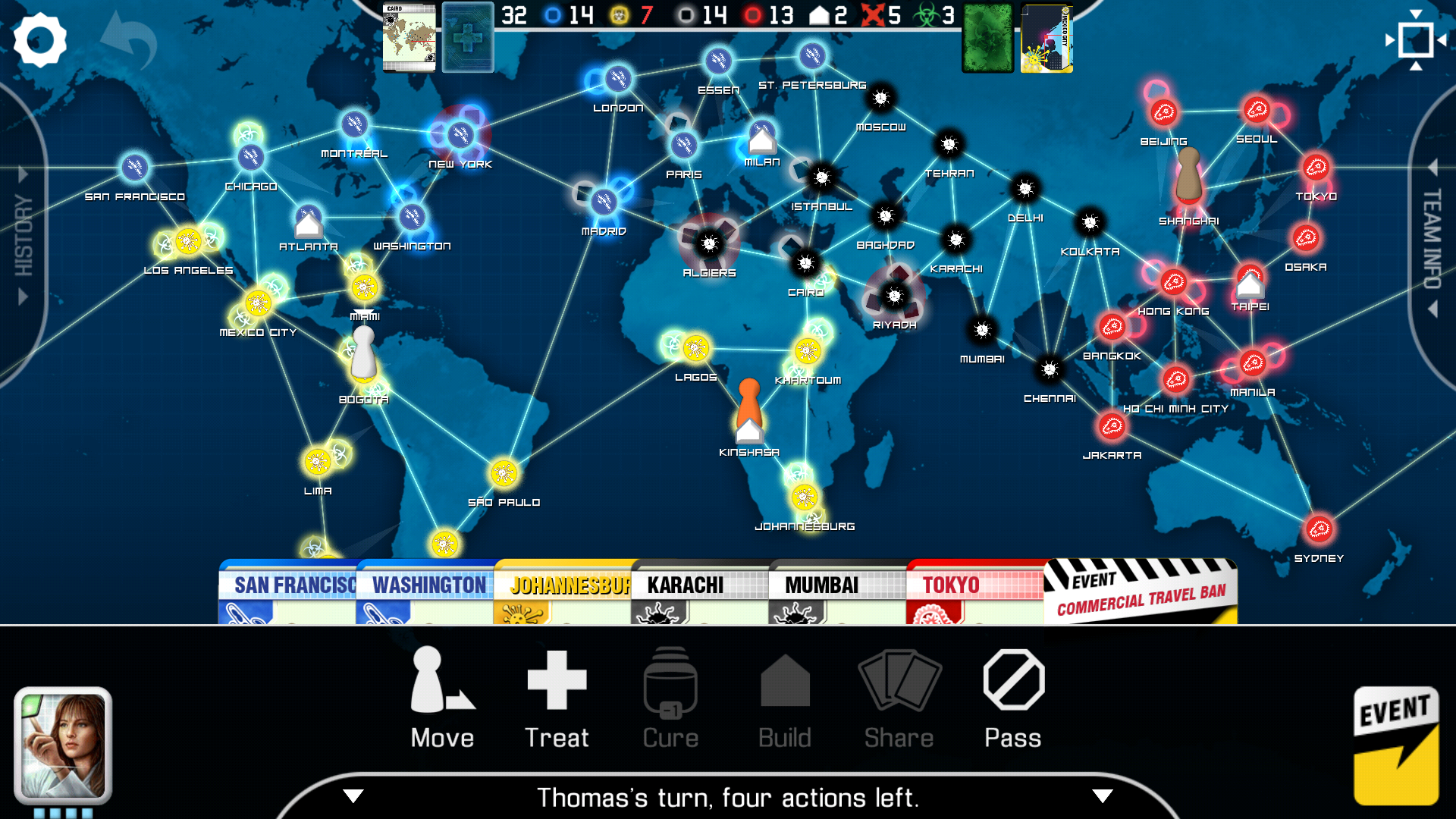 pandemic the board game amazoncouk appstore for android