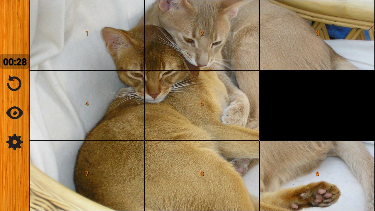 Jeux de puzzle de chat gratuit appstore pour - Jeux gratuits de bebe chat ...