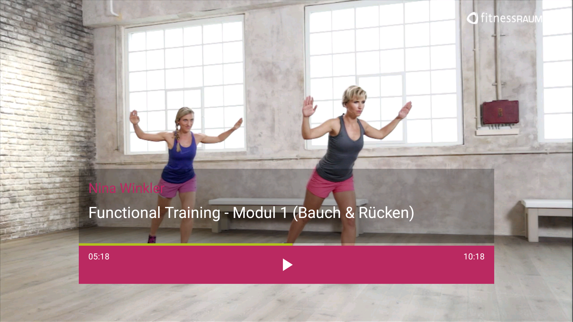 fitnessRAUM.de: Amazon.de: Apps für Android